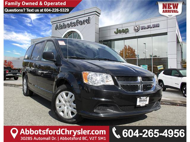 2017 Dodge Grand Caravan CVP/SXT (Stk: AB0770) in Abbotsford - Image 1 of 23