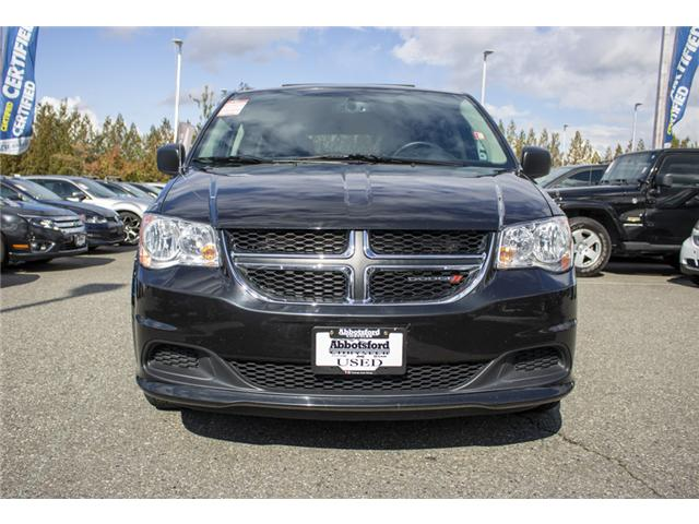 2017 Dodge Grand Caravan CVP/SXT (Stk: AB0770) in Abbotsford - Image 2 of 23