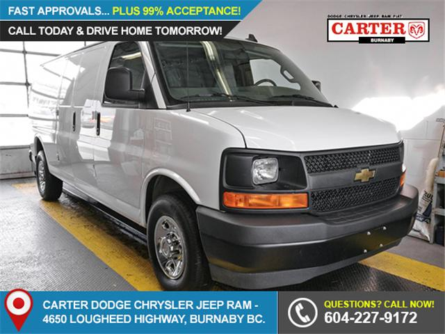 2017 Chevrolet Express 2500 1WT (Stk: 9-5981-0) in Burnaby - Image 1 of 22