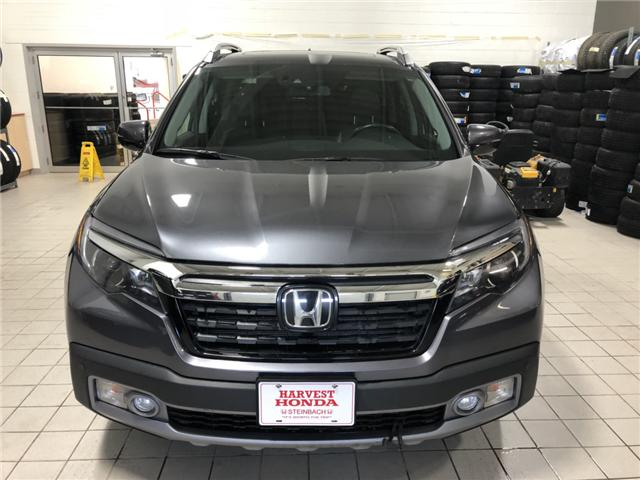 2017 Honda Ridgeline Touring (Stk: 17005A) in Steinbach - Image 2 of 8