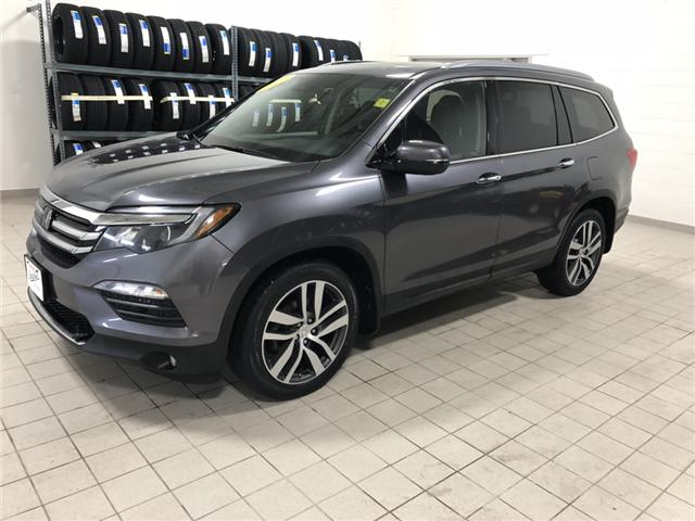 2016 Honda Pilot Touring (Stk: 16025A) in Steinbach - Image 1 of 10