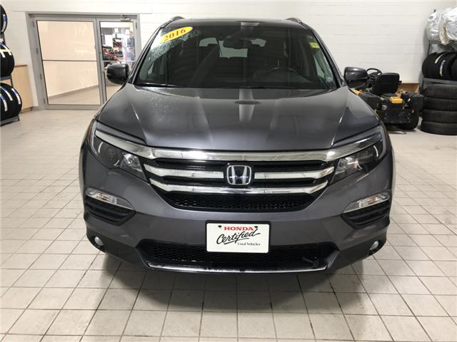 2016 Honda Pilot Touring (Stk: 16025A) in Steinbach - Image 2 of 10