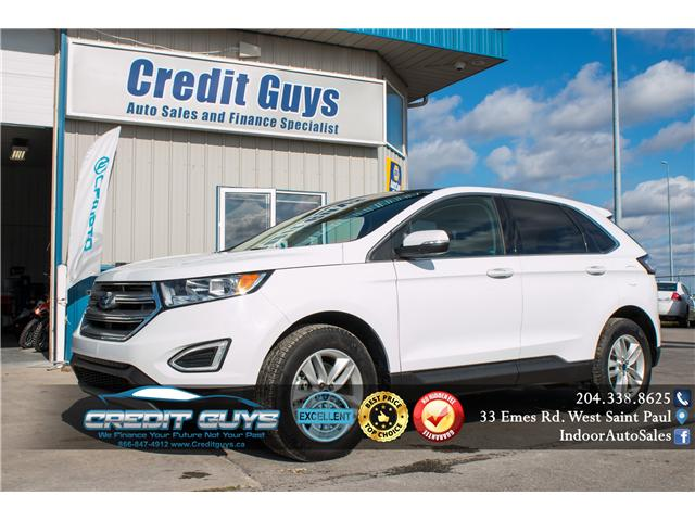 Ford Edge Sel Stk I In Winnipeg Image