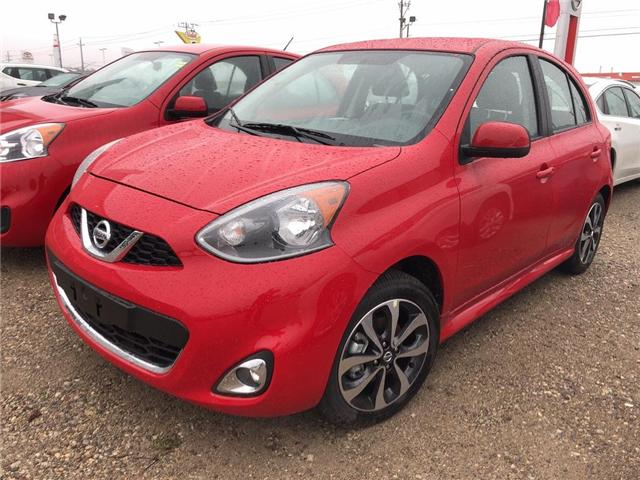 2018 Nissan Micra SR (Stk: U0922) in Cambridge - Image 1 of 5