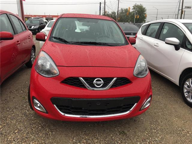 2018 Nissan Micra SR (Stk: U0922) in Cambridge - Image 2 of 5