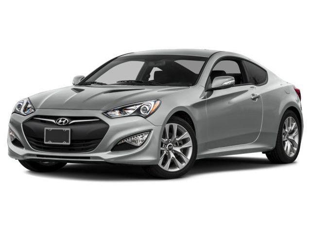 2016 Hyundai Genesis Coupe 3.8 Premium (Stk: 16480) in Pembroke - Image 1 of 10