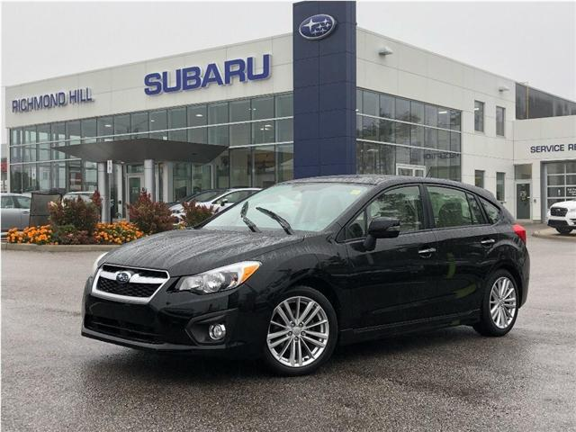 2014 Subaru Impreza 2.0i Limited Package (Stk: P03731) in RICHMOND HILL - Image 1 of 19