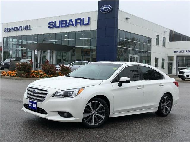 2015 Subaru Legacy 3.6R Limited Package (Stk: P03733) in RICHMOND HILL - Image 1 of 24