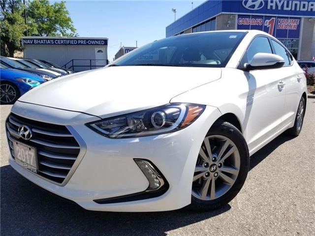 2017 Hyundai Elantra GL-Great deal low kms (Stk: op9905) in Mississauga - Image 1 of 16