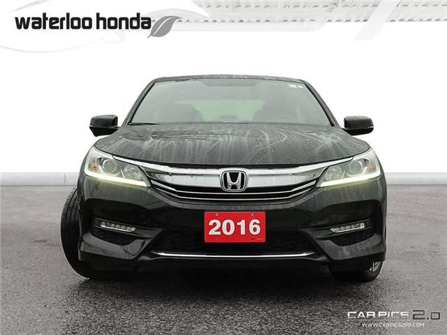 2016 Honda Accord Sport (Stk: U4583) in Waterloo - Image 2 of 28