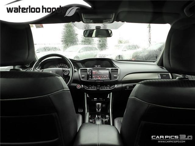 2016 Honda Accord Sport (Stk: U4583) in Waterloo - Image 18 of 28