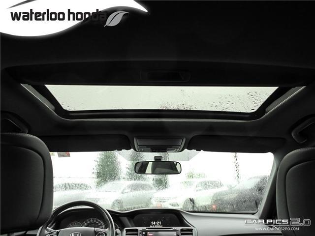 2016 Honda Accord Sport (Stk: U4583) in Waterloo - Image 19 of 28