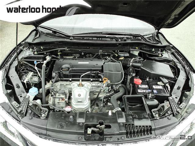 2016 Honda Accord Sport (Stk: U4583) in Waterloo - Image 23 of 28