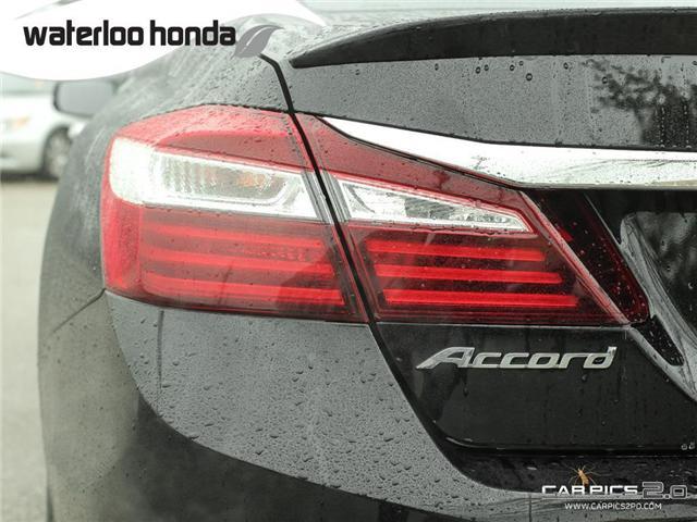 2016 Honda Accord Sport (Stk: U4583) in Waterloo - Image 27 of 28