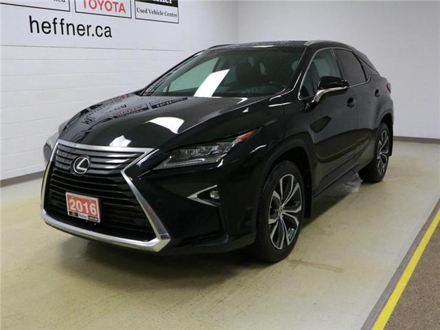 2016 Lexus RX 350 Base (Stk: 187273) in Kitchener - Image 1 of 26