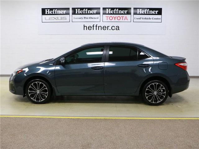 2016 Toyota Corolla  (Stk: 186183) in Kitchener - Image 5 of 22