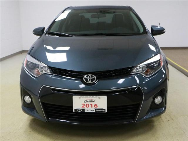2016 Toyota Corolla  (Stk: 186183) in Kitchener - Image 7 of 22