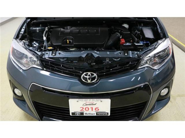 2016 Toyota Corolla  (Stk: 186183) in Kitchener - Image 21 of 22