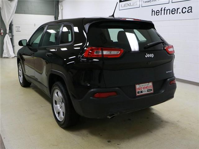 2017 Jeep Cherokee Sport (Stk: 186144) in Kitchener - Image 6 of 20
