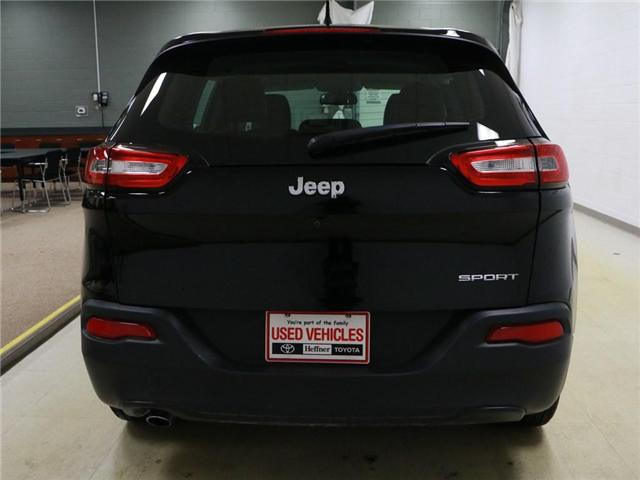 2017 Jeep Cherokee Sport (Stk: 186144) in Kitchener - Image 8 of 20