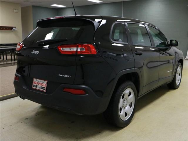 2017 Jeep Cherokee Sport (Stk: 186144) in Kitchener - Image 9 of 20