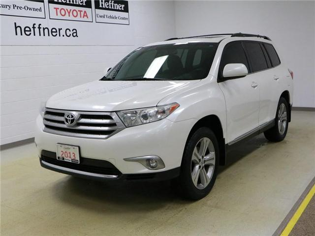 2013 Toyota Highlander  (Stk: 186123) in Kitchener - Image 1 of 23