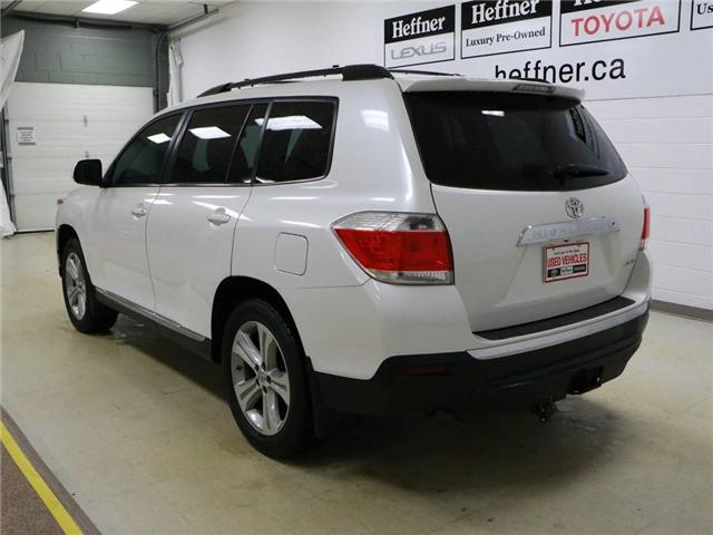 2013 Toyota Highlander  (Stk: 186123) in Kitchener - Image 6 of 23