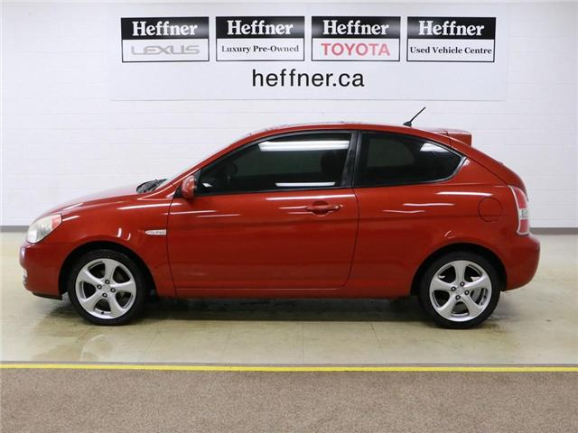 2007 Hyundai Accent SR (Stk: 186084) in Kitchener - Image 5 of 19