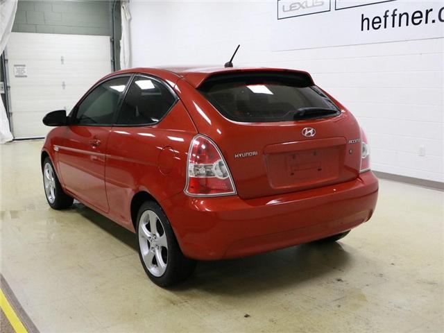 2007 Hyundai Accent SR (Stk: 186084) in Kitchener - Image 6 of 19