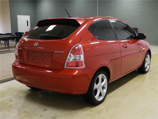 2007 Hyundai Accent SR (Stk: 186084) in Kitchener - Image 9 of 19