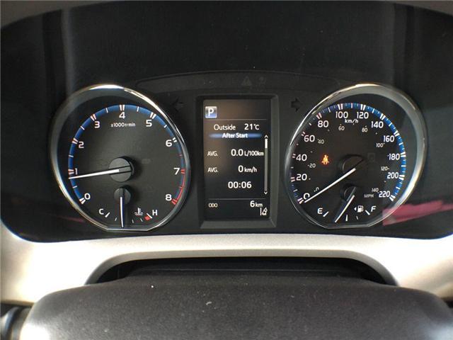 2018 Toyota RAV4 FWD LE (Stk: 42462) in Brampton - Image 11 of 24