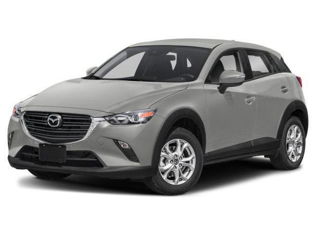 2019 Mazda CX-3 GS (Stk: N4105) in Calgary - Image 1 of 9