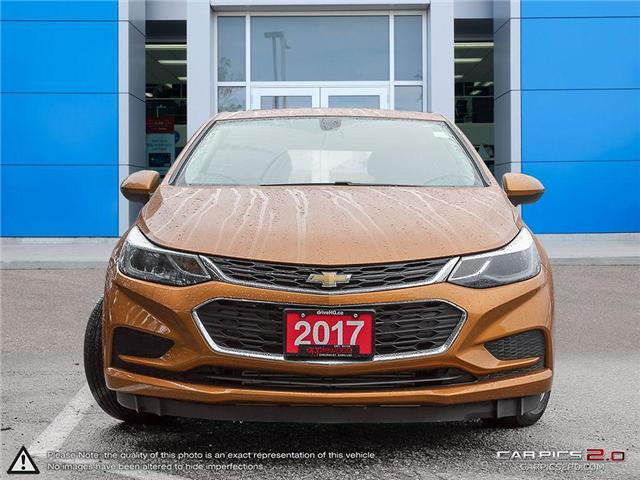 2017 Chevrolet Cruze Hatch LT Auto (Stk: 6673TU) in Mississauga - Image 2 of 27