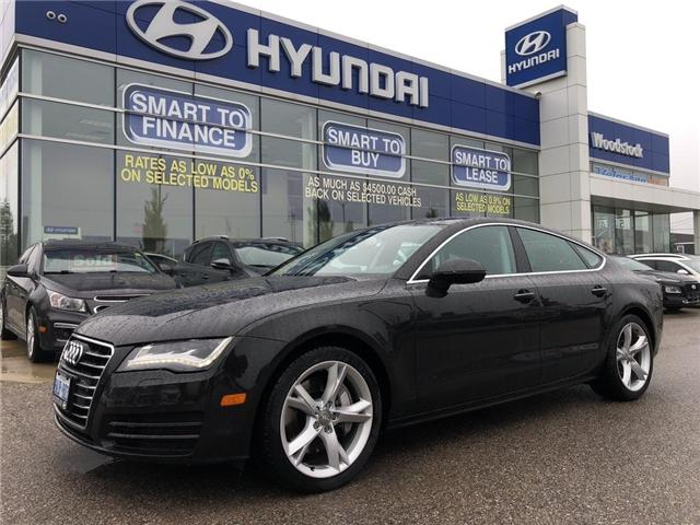 2012 Audi A7  (Stk: P1313) in Woodstock - Image 2 of 30