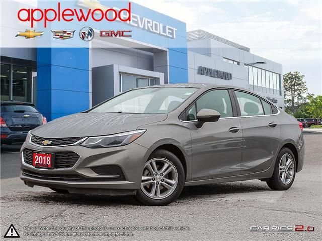 2018 Chevrolet Cruze LT Auto (Stk: 1780A) in Mississauga - Image 1 of 26