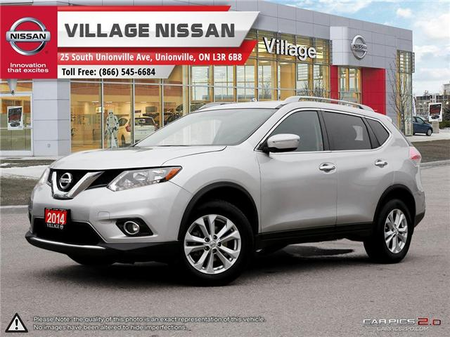 2014 Nissan Rogue SV (Stk: P2691) in Unionville - Image 1 of 25