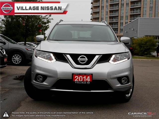 2014 Nissan Rogue SV (Stk: P2691) in Unionville - Image 2 of 25