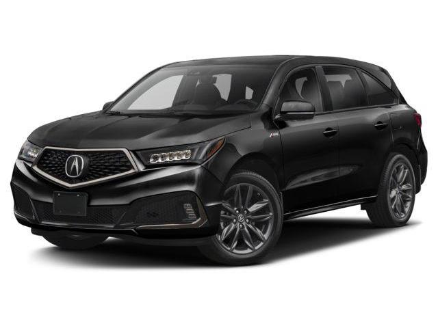 2019 Acura MDX A-Spec (Stk: K801780) in Brampton - Image 1 of 9