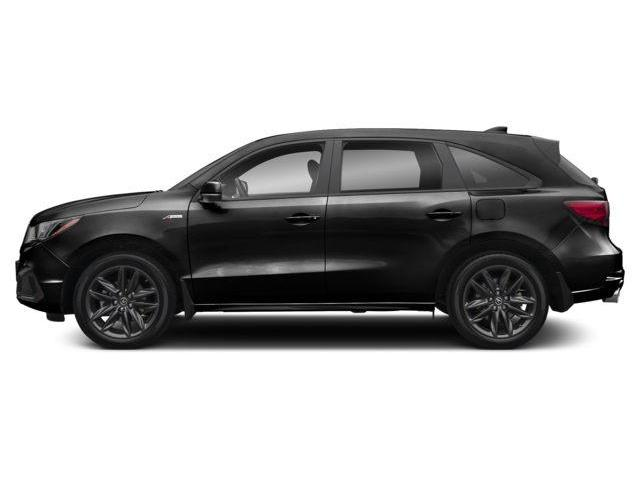 2019 Acura MDX A-Spec (Stk: K801780) in Brampton - Image 2 of 9