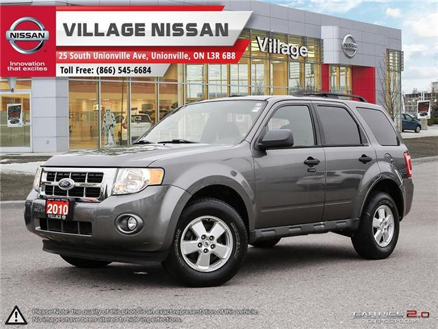 2010 Ford Escape XLT Automatic (Stk: 80782A) in Unionville - Image 1 of 25