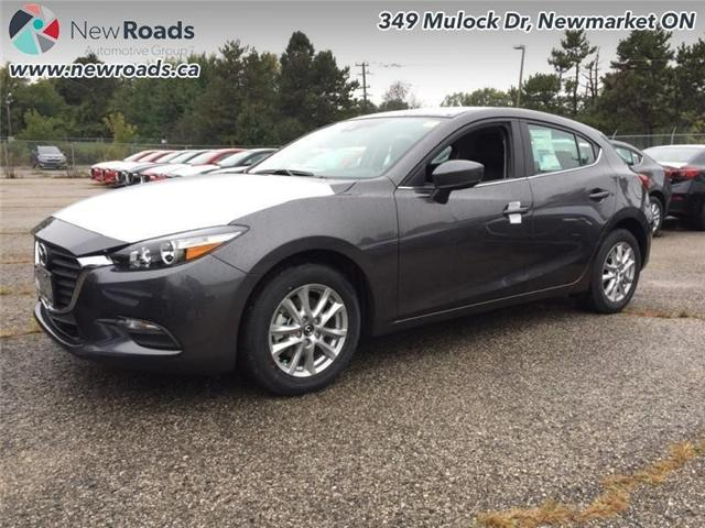 2018 Mazda Mazda3 GS (Stk: 40344) in Newmarket - Image 1 of 19