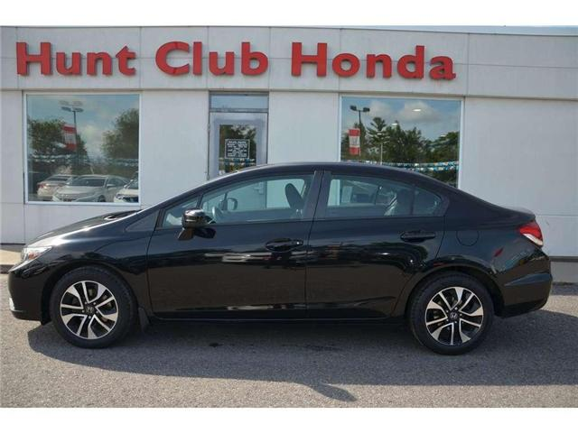 2014 Honda Civic EX (Stk: 6852A) in Gloucester - Image 1 of 30