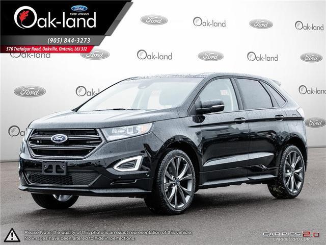 2018 Ford Edge Sport (Stk: 8D068) in Oakville - Image 1 of 24