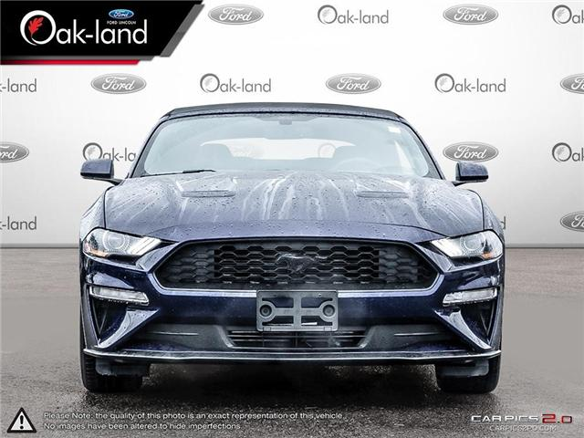 2018 Ford Mustang EcoBoost (Stk: 8G015) in Oakville - Image 2 of 25