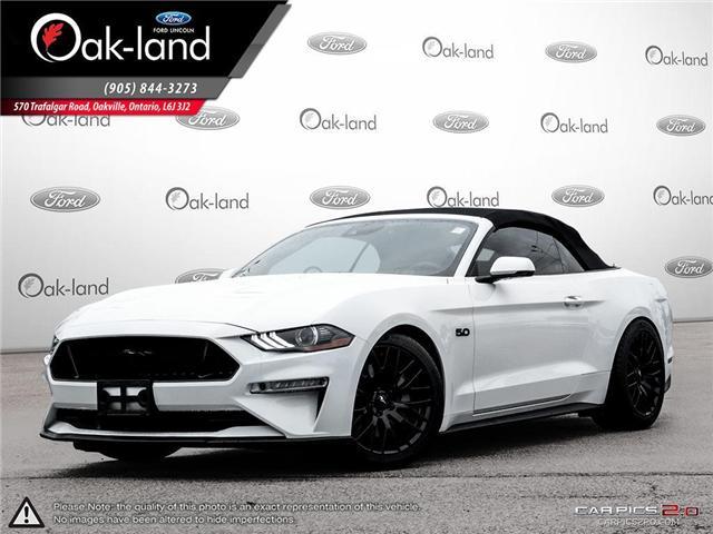 2018 Ford Mustang GT Premium (Stk: 8T728DA) in Oakville - Image 1 of 26