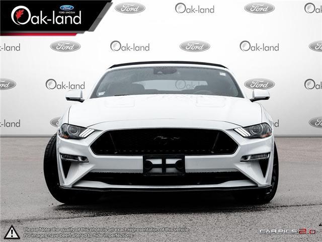 2018 Ford Mustang GT Premium (Stk: 8T728DA) in Oakville - Image 2 of 26