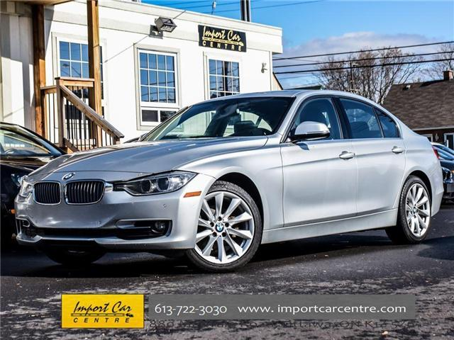 2014 BMW 328d xDrive (Stk: X99796) in Ottawa - Image 1 of 30
