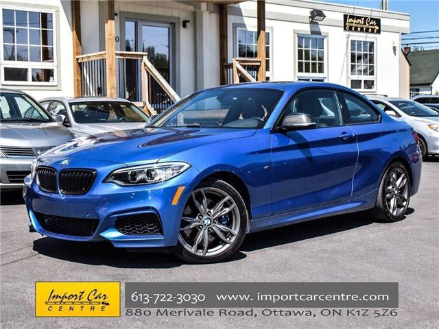2015 BMW M235i  (Stk: 358754) in Ottawa - Image 1 of 23