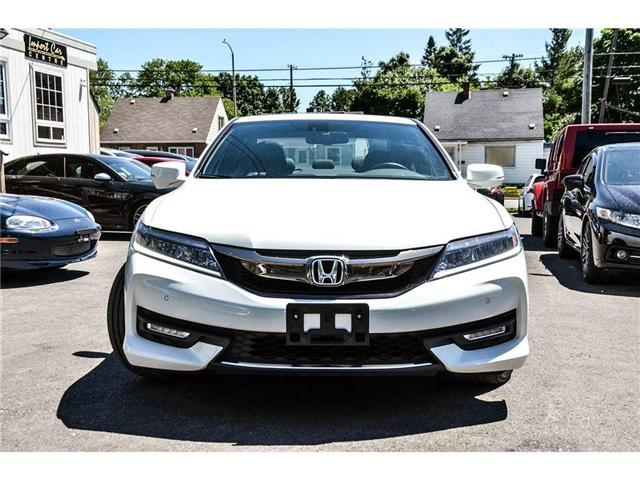 2017 Honda Accord Touring (Stk: 800244) in Ottawa - Image 2 of 21