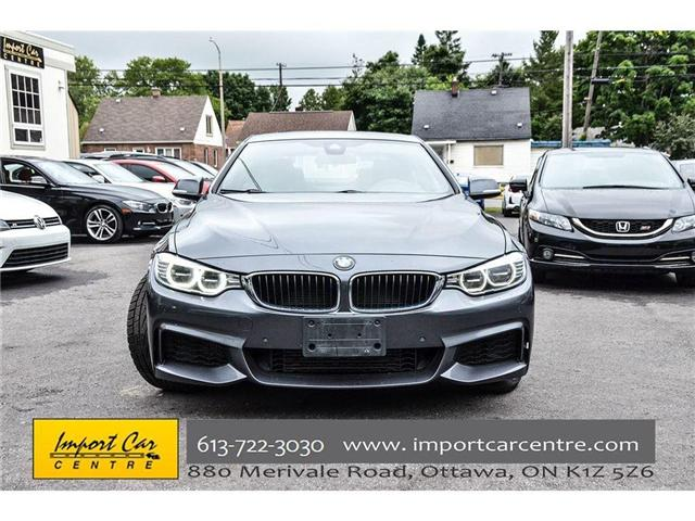 2014 BMW 435i xDrive (Stk: 784530) in Ottawa - Image 2 of 28